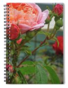 Roses Everywhere Spiral Notebook