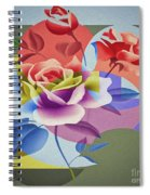 Roses For Her Spiral Notebook