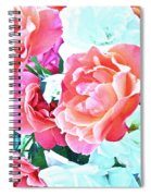 Roses Galore Spiral Notebook