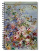 Roses In A Window Spiral Notebook