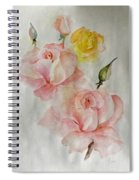 Roses Scent Spiral Notebook
