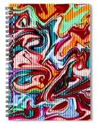 Rosie Dande Spiral Notebook