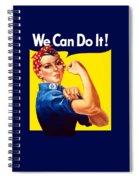 Rosie The Rivetor Spiral Notebook