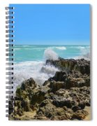 Ross Witham Beach Hutchinson Island Florida Spiral Notebook