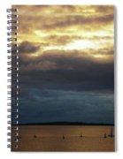Rosses Point Co Sligo Ireland Spiral Notebook