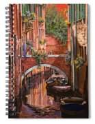 Rosso Veneziano Spiral Notebook