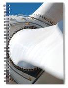 Rotation Spiral Notebook