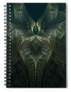 rotl_02 Lord Of the Swamp Spiral Notebook