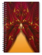 rotl_07c Lady Of the Choice 3 Spiral Notebook