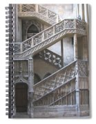 Rouen  France Spiral Notebook