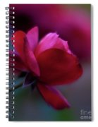 Rouge Spiral Notebook