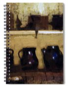 Rough And Rustic Spiral Notebook
