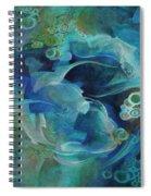 Round About Spiral Notebook
