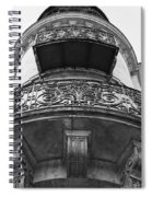 Round Balcony In France Spiral Notebook