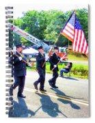 Round Top Vol. Fire Co. Inc. New York 1 Spiral Notebook