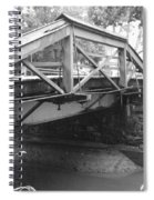 Route 532 Bridge Over The Delaware Canal - Washington's Crossing Spiral Notebook