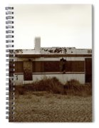 Route 66 Diner 7 Spiral Notebook