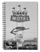 Route 66 - Grants New Mexico Spiral Notebook