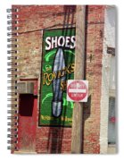 Route 66 Mural Spiral Notebook