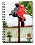 Route 66 - Rolla Missouri Spiral Notebook
