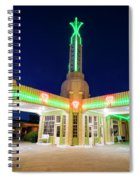 Route 66 Tower Conoco #2 Spiral Notebook