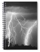 Route 666-signed Spiral Notebook
