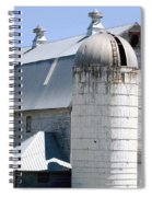 Route 81 Barn Spiral Notebook
