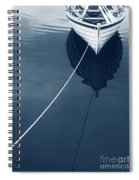 Row Row Row Your Boat Life Is But A Dream Spiral Notebook