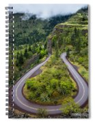 Rowena Crest Loops - Oregon Spiral Notebook