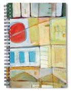 Rowhouse No. 2 Spiral Notebook