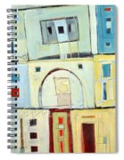 Rowhouse No. 3 Spiral Notebook