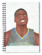 Roy Hibbert  Spiral Notebook