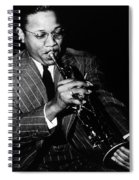 Roy Hines Spiral Notebook
