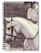 Royal Ascot Spiral Notebook