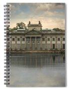 Royal Baths In Warsaw Spiral Notebook