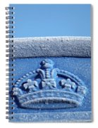 Royal Blood Spiral Notebook