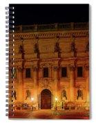 Royal Castle Stockholm Spiral Notebook