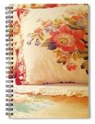 Royal English Chintz  Spiral Notebook