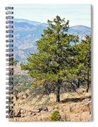 Royal Gorge Bridge Vista 1 Spiral Notebook