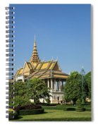 Royal Palace 02 Spiral Notebook