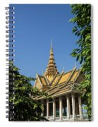 Royal Palace 03 Spiral Notebook
