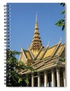 Royal Palace 04 Spiral Notebook