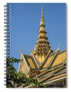 Royal Palace 05 Spiral Notebook