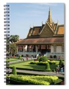 Royal Palace 06 Spiral Notebook