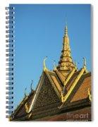 Royal Palace 11  Spiral Notebook