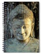 Royal Palace Buddha 02  Spiral Notebook