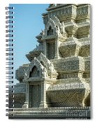 Royal Palace Shrine 01  Spiral Notebook