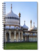 Royal Pavilion Brighton Spiral Notebook