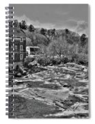 Royal River 0156 Spiral Notebook