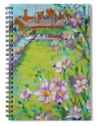Royal Visit Spiral Notebook
